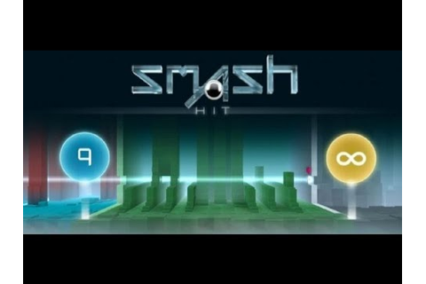 Smash Hit iPad App Review and Gameplay Video - YouTube