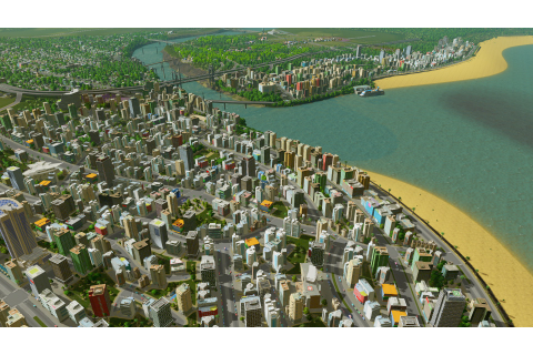 Comparing SimCity to Cities: Skylines Provides an Obvious ...