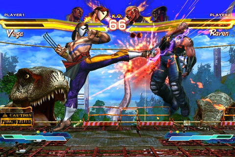 Street Fighter X Tekken ver. 2013 patch coming to PC April ...