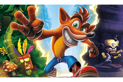 Report: New Crash Bandicoot Game Coming in 2019