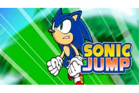 Games Fiends - Sonic Jump (iOS) Review