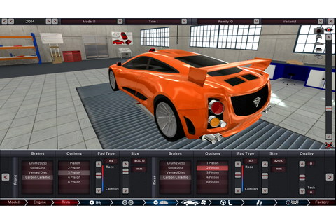 Download Automation - The Car Company Tycoon Game Full PC Game