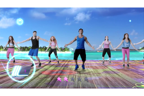 Zumba Fitness World Party [Xbox ONE, Xbox 360] - YouTube