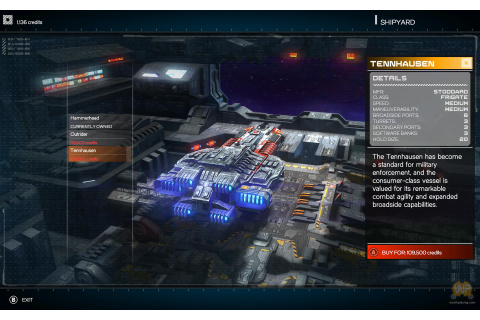 Rebel Galaxy Is a New Space Opera Game from Former ...