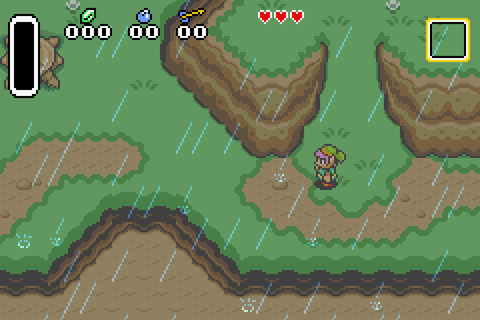 Legend of Zelda, The - A Link To The Past with Four Swords ...