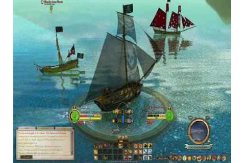 Pirates of the Burning Sea Gameplay - Ship Combat - YouTube