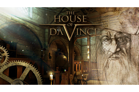 The House of Da Vinci by Blue Brain Games — Kickstarter