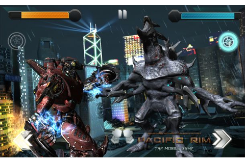 Pacific Rim Mobile Game Revealed - IGN