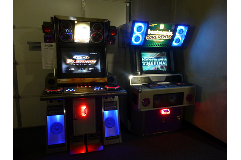 Under The Big Top - Music Game Room (Ez2Dj, beatmania ...
