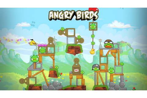 Angry Birds Android Gameplay [1080p/60fps] - YouTube