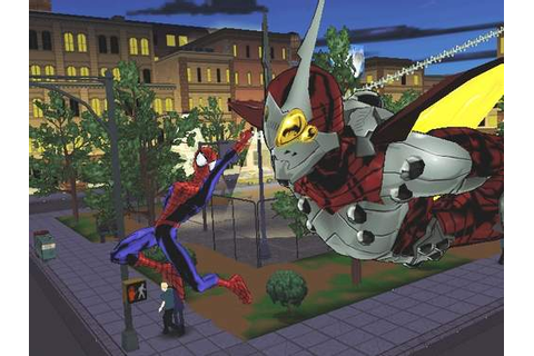 Download Ultimate Spiderman Game Full Version For Free