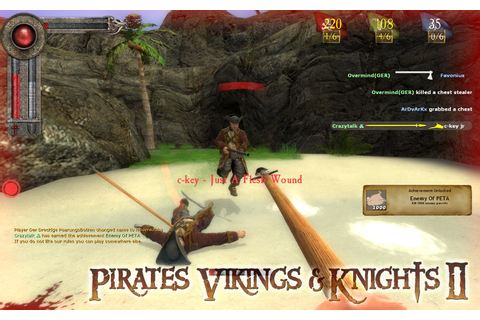 Pirates, Vikings, and Knights II (PVKII) Alternatives and ...