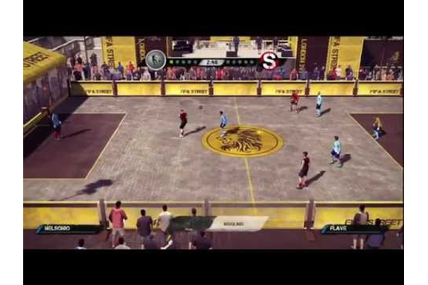 FIFA Street Football - PS3 Trailer - YouTube