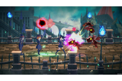 Little Witch Academia: Chamber of Time | wingamestore.com