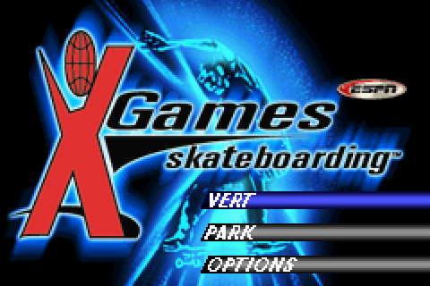 ESPN X-Games - Skateboarding (U)(Mode7) ROM