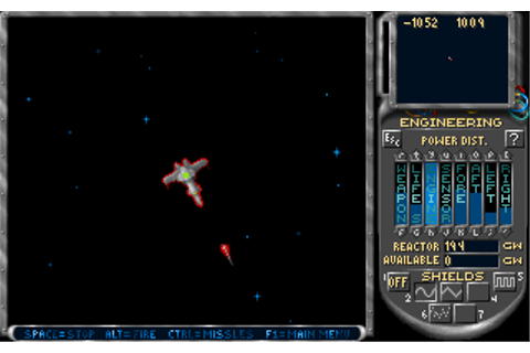 Solar Winds: The Escape Screenshots for DOS - MobyGames
