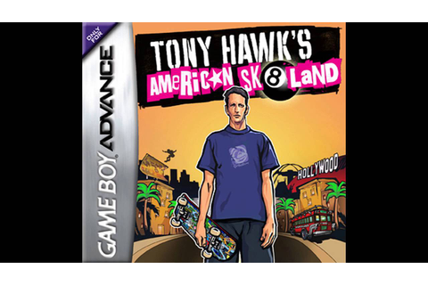 Tony Hawk's American Sk8land (GBA) - In-Game Music 1 - YouTube