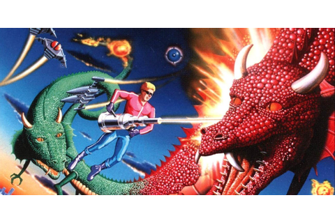 RETRO GAME REPLAY | 'Space Harrier' (1985) | Inverse