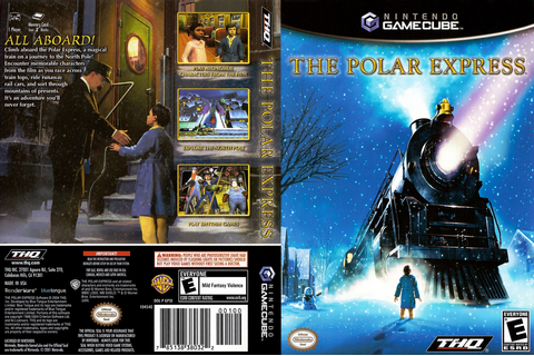 GP3E78 - The Polar Express