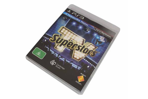 Tv Superstars (Playstation Move) - Sony Playstation 3 Game ...
