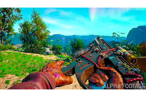 FAR CRY New Dawn - FIRST Gameplay Demo (2019) - YouTube