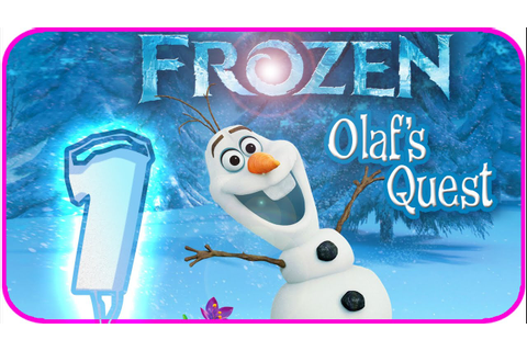 Disney Frozen: Olaf's Quest (DS, 3DS) Game Walkthrough ...