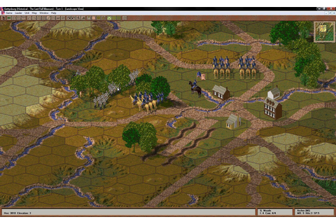 Download North vs. South (Windows) - My Abandonware