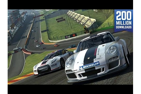 Real Racing 3 - Mobil Racing Action Games - Videos Games ...