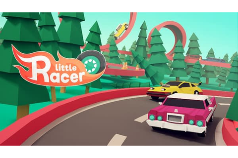 "All In! Games Announces New Content Update For ""Little Racer"""