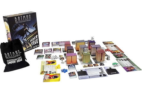 Batman: The Animated Series – Gotham City Under Siege Game