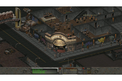 Reviewing the Classics: we play Fallout 2 (1998) - Gearburn