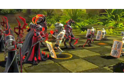 AFIKOM GAMES: Battle Chess Game of Kings