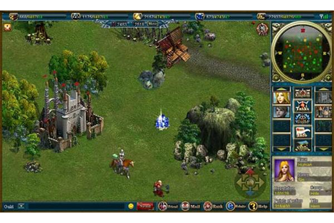 Castle of Heroes - Online Games List
