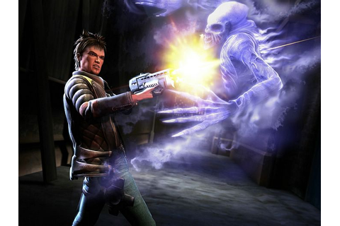 Ghost Hunter 2 Game Wallpaper35 - Wallcoo.net