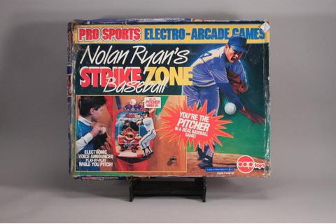 Nolan Ryan's Strike Zone Baseball Game