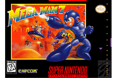 Mega Man 7 - Wikipedia