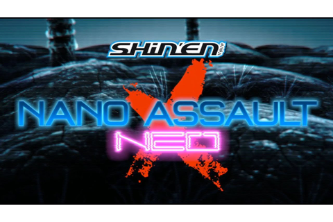 Shin'en: Nano Assault NEO-X (PS4) Trailer - YouTube