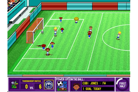 Backyard Soccer screenshots | Hooked Gamers