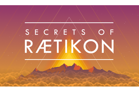 Secrets of Rætikon - Wikipedia