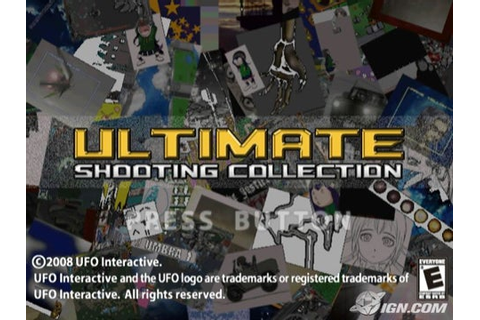 Ultimate Shooting Collection Review - IGN