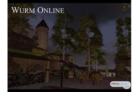 Wurm Online Gameplay - YouTube