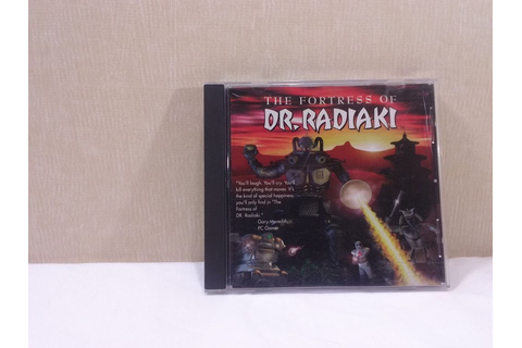 The Fortress of Dr. Radiaki (PC, 1994) Retro Video Gaming ...