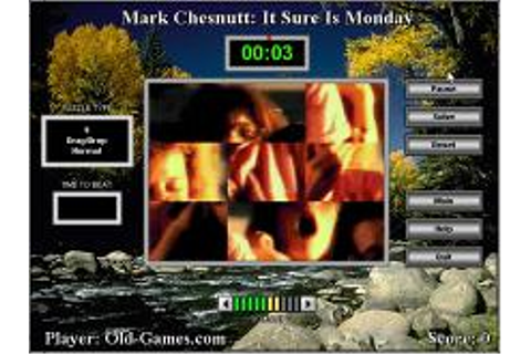 Country Vid Grid Download (1995 Puzzle Game)