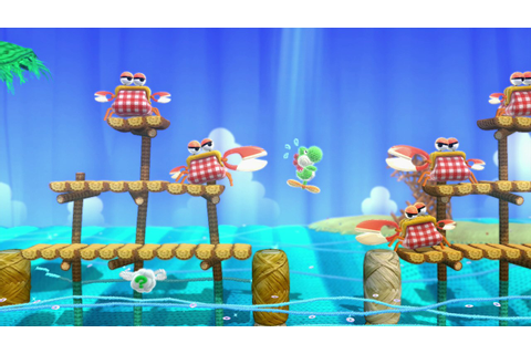 Yoshis Wooly World - New Immensely Adorable Screenshots ...