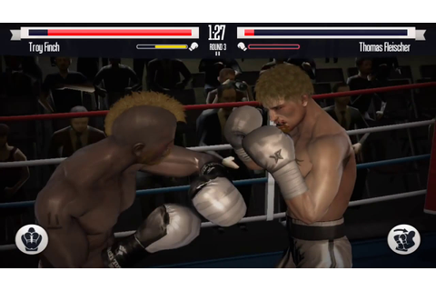 Real Boxing Android Gameplay - YouTube
