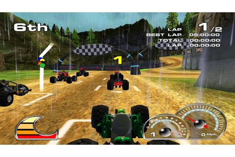 Drome Racers PC Gameplay HD - YouTube