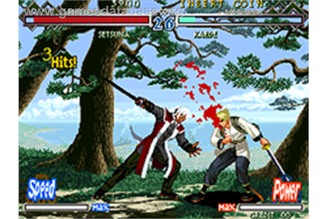 The Last Blade 2: Heart of the Samurai - SNK Neo-Geo AES ...
