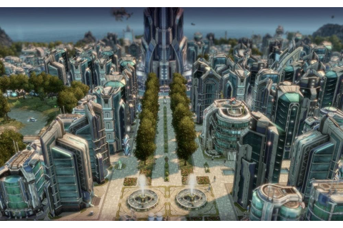 Top Full Games and Software Download: Anno 2070 Game