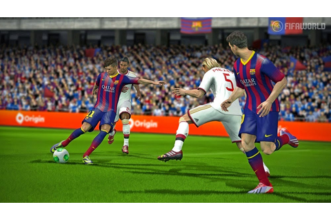 FIFA 15 Download Free Games for PC | Free Games Diary