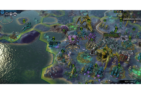 Civilization: Beyond Earth to Get a New Expansion Rising ...